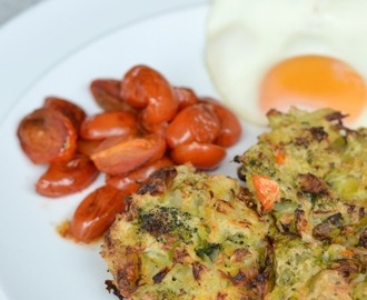 Bubble & Squeak Cakes - Slimming World Friendly Recipe