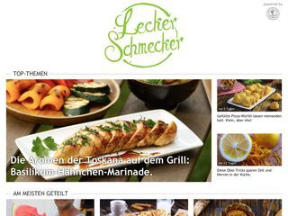 www.leckerschmecker.me