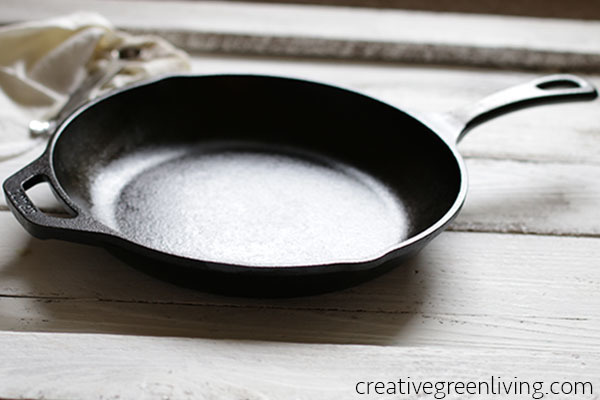 How To Clean, Season & Care For Cast Iron Pots & Pans