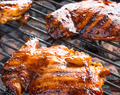 Barbequed Hawaiian Guava Chicken Thighs