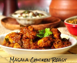 Masala Chicken Roast | Get Yummified