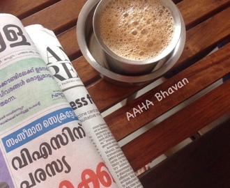 Filter Coffee / Traditional South Indian Coffee