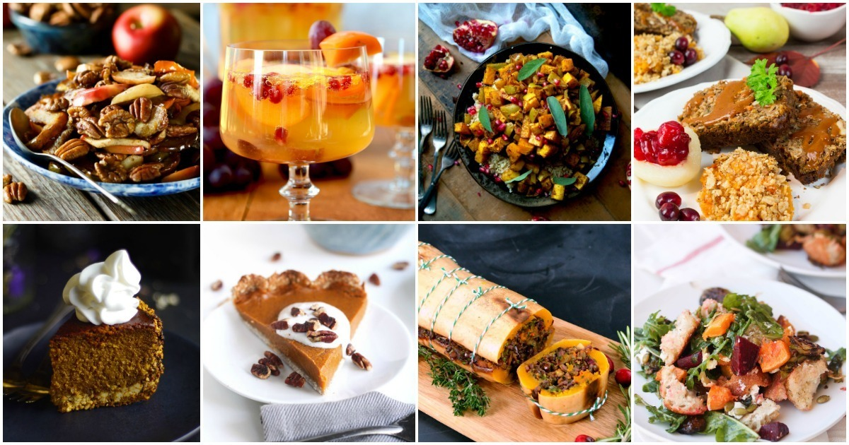 25 Vegan Thanksgiving Recipes