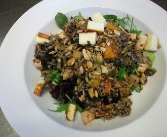 Quinoa and Roasted Vegetable Salad