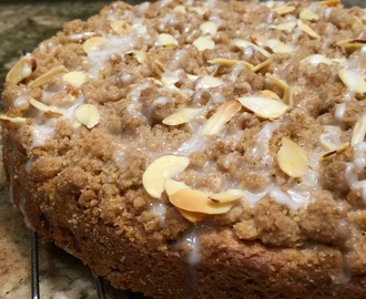 Apple Cinnamon Coffee Cake…