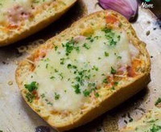 Syn Free Cheesy Garlic Bread | Slimming World