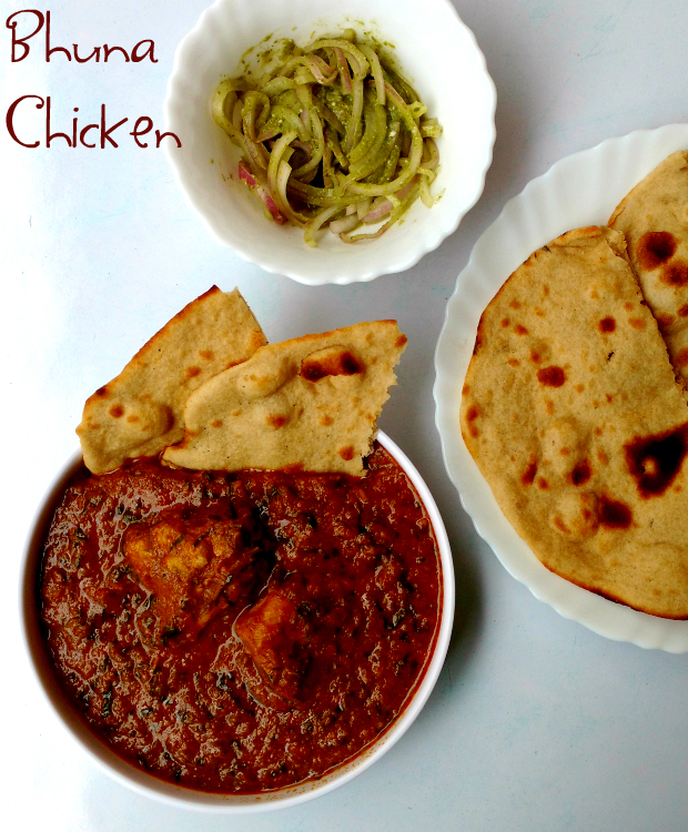 Bhuna Chicken Recipe