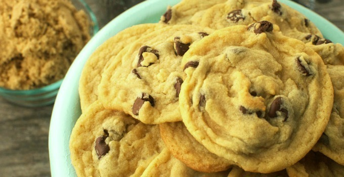 Gluten-Free and Eggless Chocolate Chip Cookies