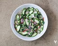 Thai Cucumber Relish (Ajat)