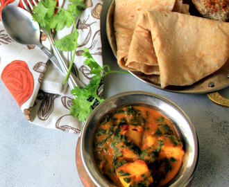Murungai keerai Paneer Gravy - Drumstick Leaves Paneer Recipe - Moringa leaves Indian Cottage cheese Gravy - Side dish recipes