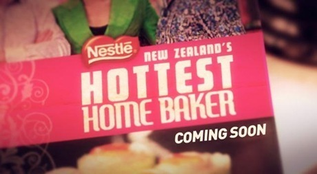 Nestle New Zealand's Hottest Home Baker: Season 2