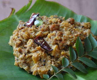 Koottu curry / Kerala Sadya Recipes