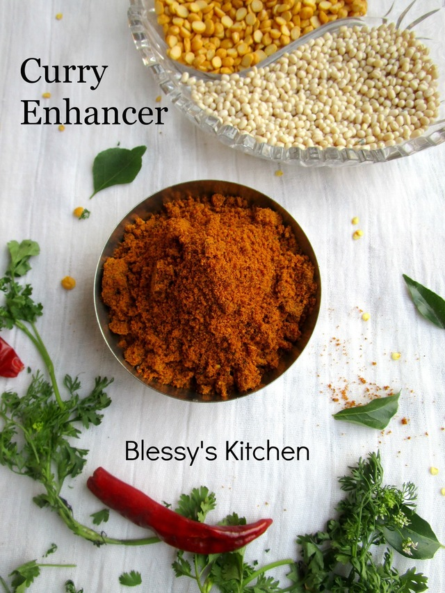 South Indian Curry Enhancer/ Curry Powder