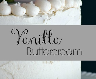 Vanilla Buttercream