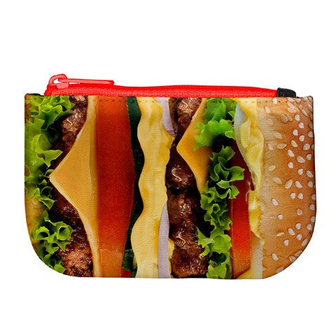 Have  you seen our burger purses?