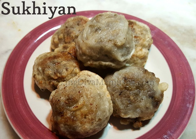 Sukhiyan|Sugiyan recipe - A kerala traditional sweet snack (Quick and easy version)