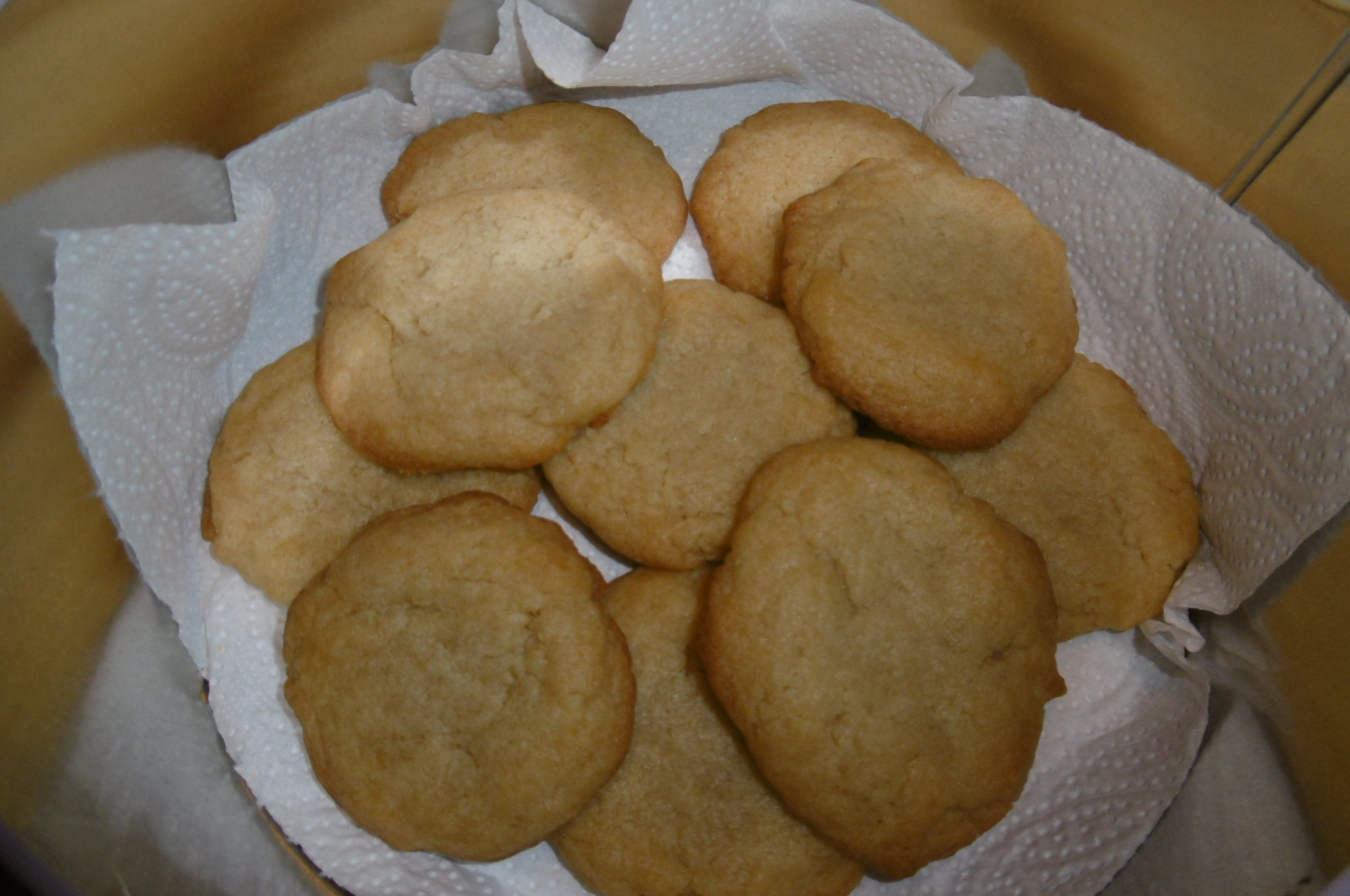 Madhouse recipe : Butter Cookies