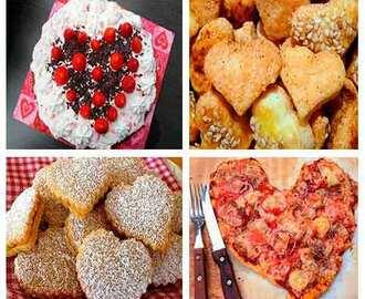 Recetas de preparar cena romantica facil mytaste - Cena romantica san valentin en casa ...