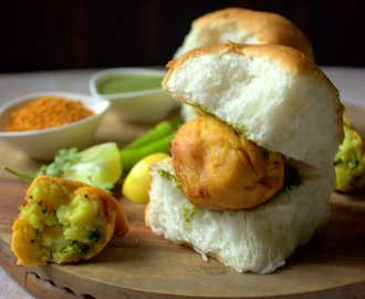Batata Vada and Vada Pav Recipe