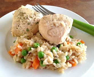 One Skillet Dinner Recipes: Chicken and Rice