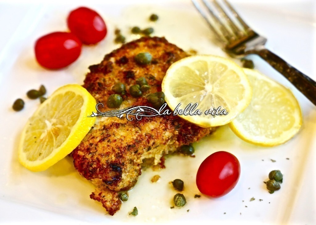 Italian Breaded Pork Scallopini