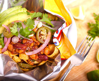Vegan Frito Pie Recipe