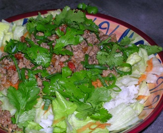 Spicy Thai Pork Salad Recipe