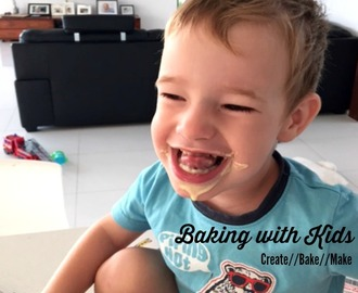 Baking with Kids and an Orange and Sultana Muffin recipe