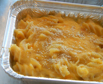 Grandma's Mac n' Cheese - #SundaySupper Lightens Up!