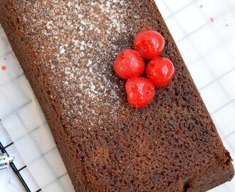 Fruit Cake / Plum Cake