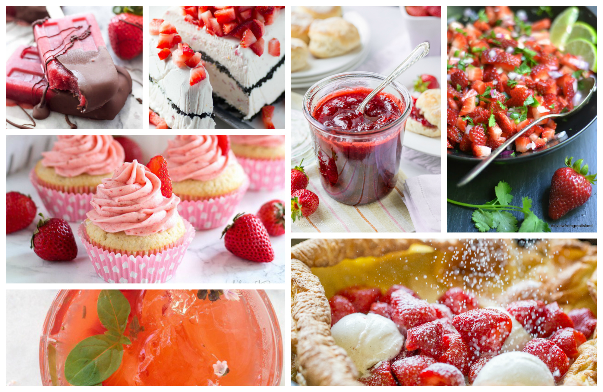 103 Strawberry Recipes