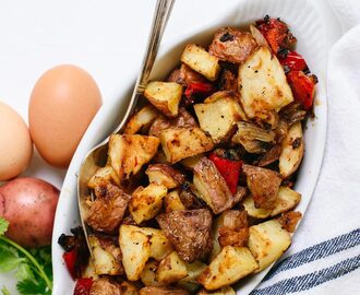 Roasted Breakfast Potatoes