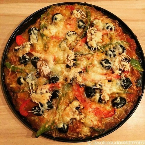 Pizza Paleo / Low Carb