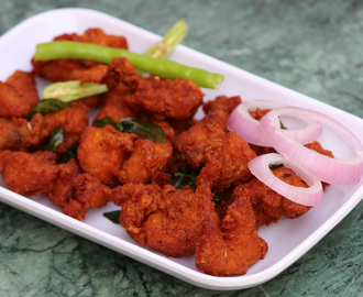 Crispy Chicken Pakoda
