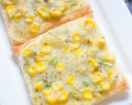 Potato Corn Toast | Indian Bread Toast Recipes
