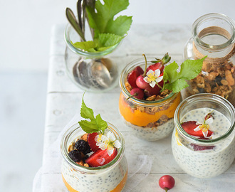 Mango Chia Seed Pudding - KitchenAid India