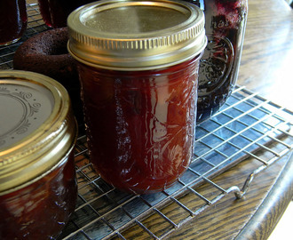 Sugar Plum Fairy Jam Toast Topper #51 (#SundaySupper)
