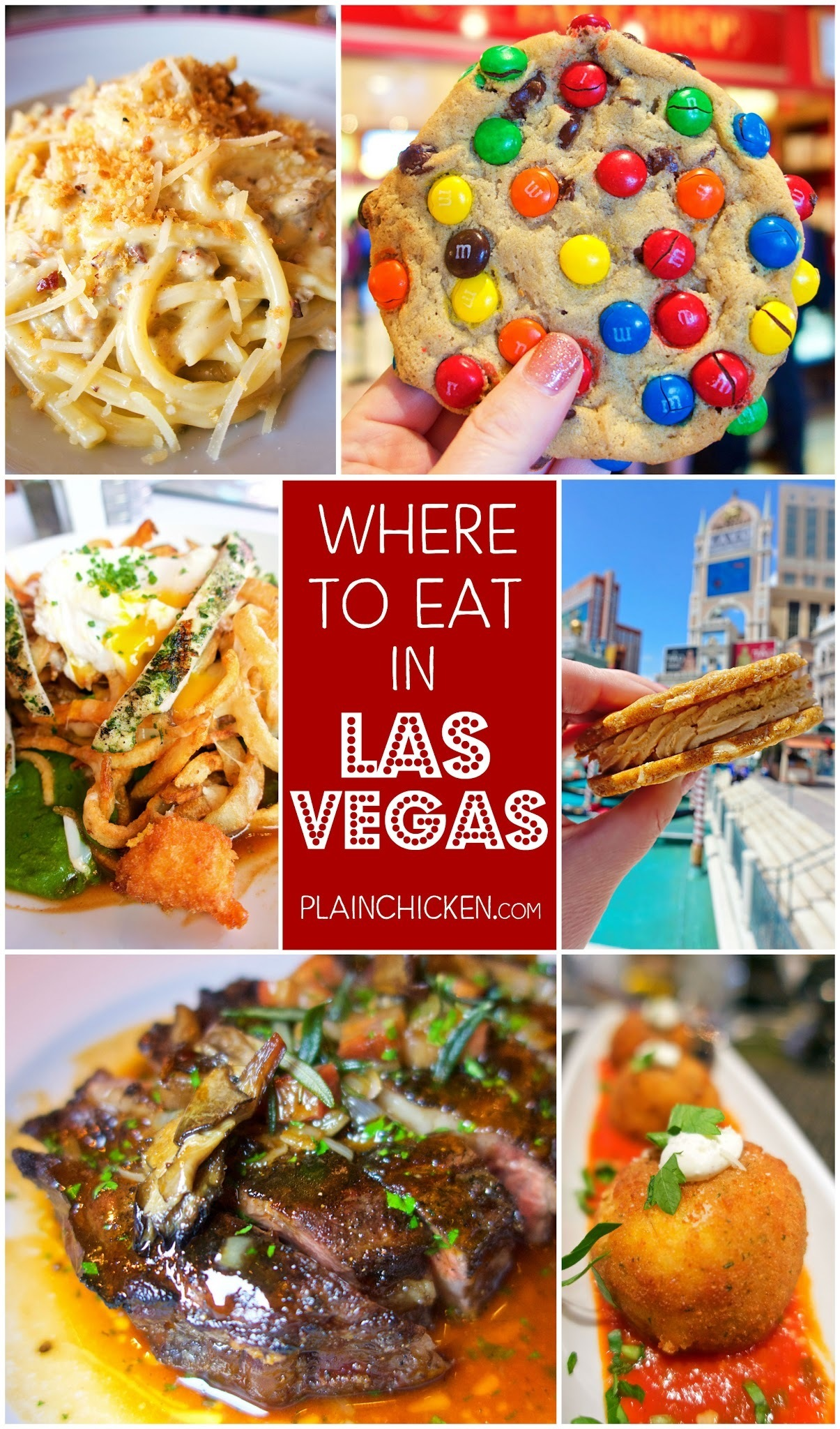 Where to Eat in Las Vegas