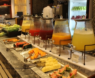 Sunday Brunch at My Place, Movenpick Hotel And Spa, Bangalore