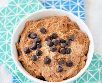 Snickerdoodle Cookie Dough Dip