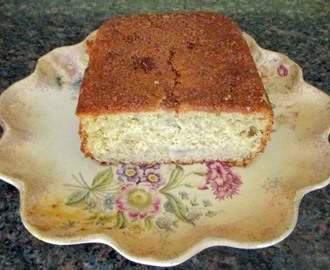 Banana Loaf - very easy and delicious