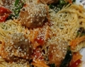 Thai Turkey Meatballs : RECIPE
