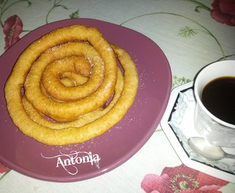 ¢¢ CHURROS EN THERMOMIX ¢¢