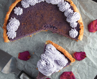 Ube Custard Pie Recipe