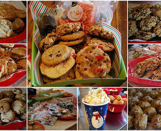 12 Days to Christmas Countdown! - Day 12: Holiday Cookie Swaps!