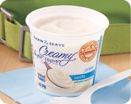 Schwan's Thaw and Serve Creamy Yogurt Review and GIVEAWAY!
