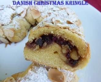 Danish Christmas Kringle for Aussies
