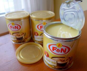 F&N Full Cream Sweetened Condensed Milk & Banoffee Pie