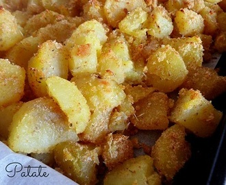 Patate sabbiose affumicate