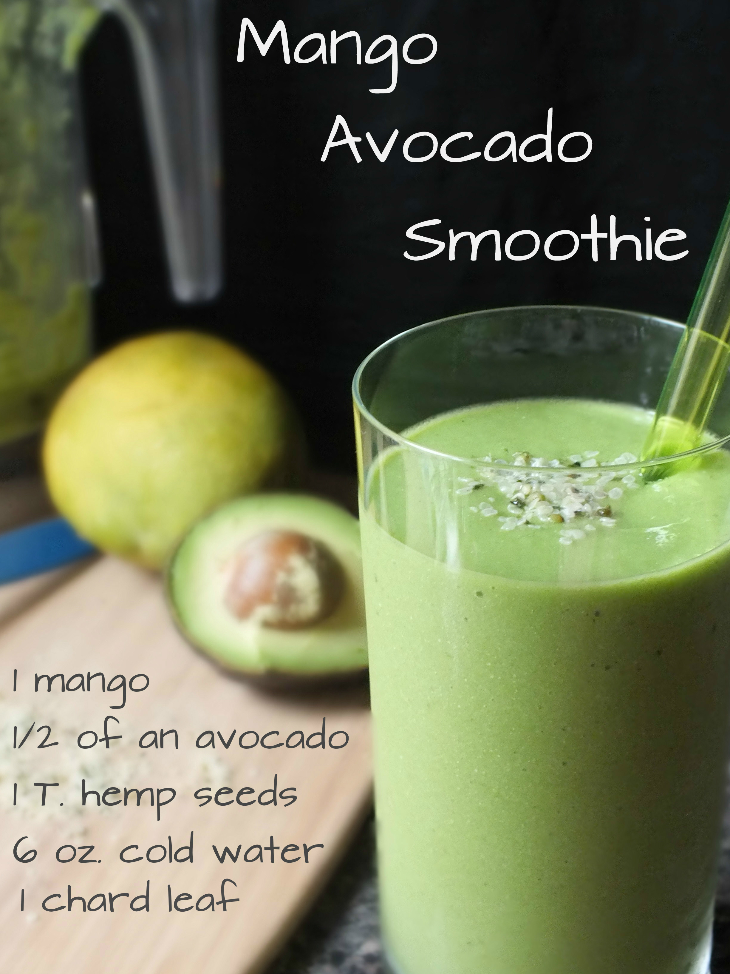 Comment on Smoothie Saturday: Mango Avocado Smoothie by 19 Healthy Paleo Avocado Smoothie Recipes [Includes AIP and Primal]